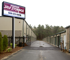 Wareham Self Storage in Wareham MA Cape Cod